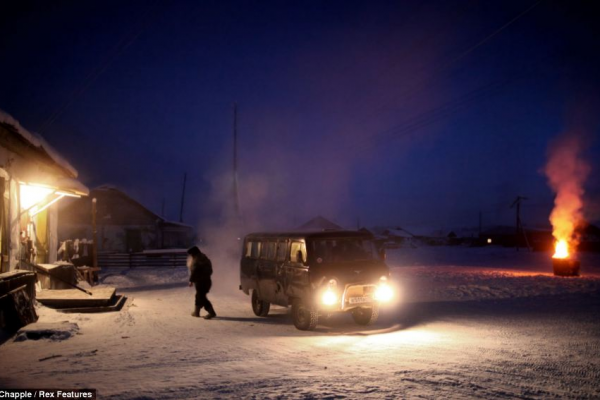 Voyage to Oymyakon, Russia – the World's Coldest Inhabited Village