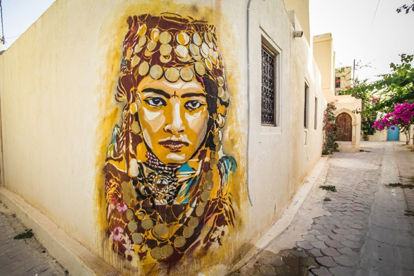 Welcome to Djerbahood, Djerba, Tunisia: Home to One of the Most Ambitious Collaborative Art Projects