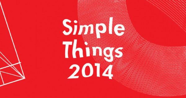 SIMPLE THINGS 2014, BRISTOL