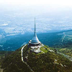 Ještěd Tower, Czech Republic bizarre culture