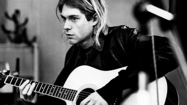 Bizarre Culture Kurt Cobain Image