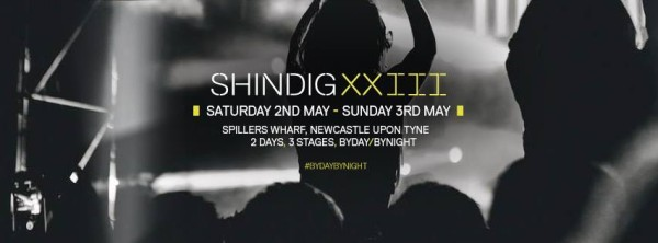 Shindig xxiii newcastle festival review preview