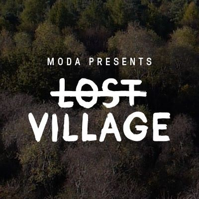 Lost Village 2015, Secret Location, Lincolnshire: The woods are waiting