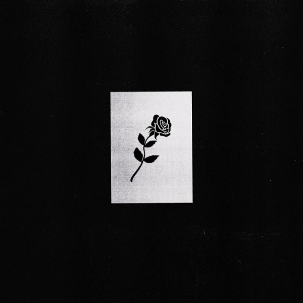 Shlohmo Dark Red Cover Art review