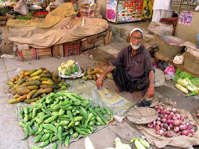 Stephan Bailey Pakistan