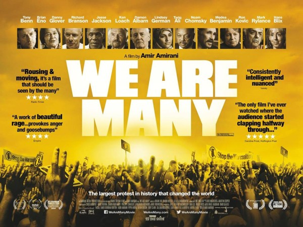 WE ARE MANY REVIEW DOCUMENTARY
