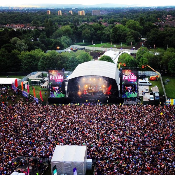 Parklife Review manchester shit