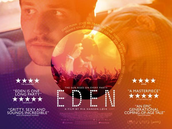 Eden 2015 Sven Hanson love interview