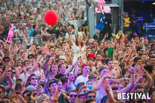 Bestival 2015 Isle of Wight duran duran the chemical brothers missy eliot