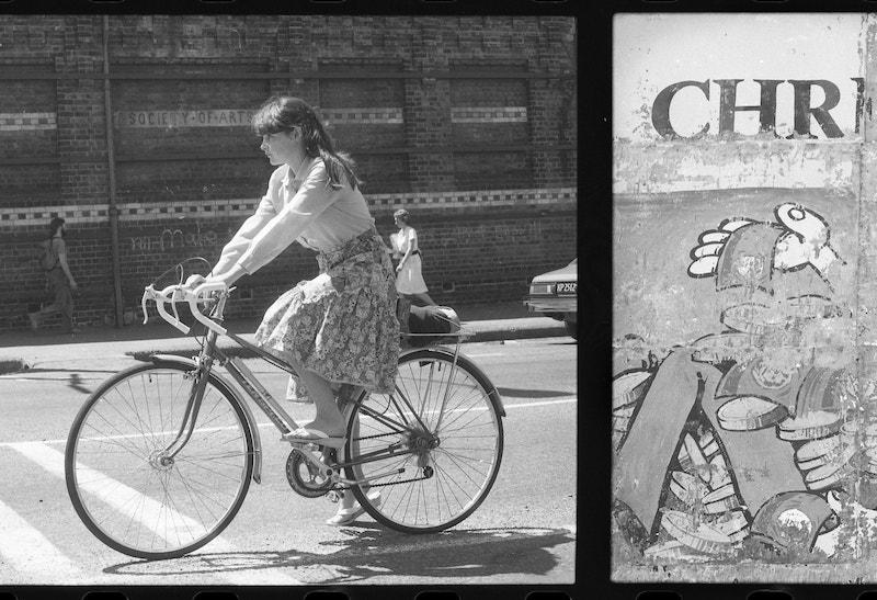 David Cook- Meet me in the Square, Christchurch 1983-1987 2-min