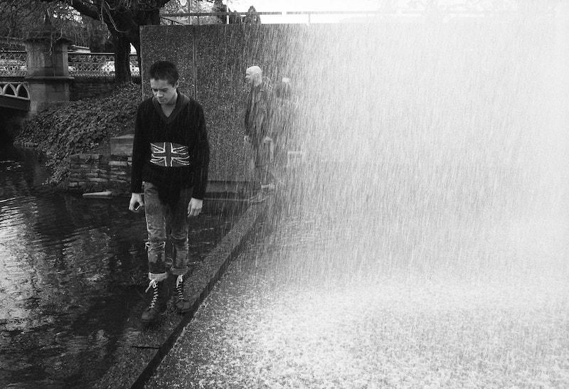 David Cook- Meet me in the Square, Christchurch 1983-1987 3-min