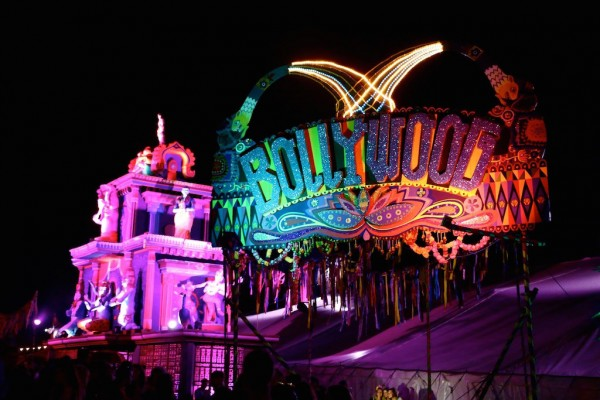 Bestival 2015 Review Bollywood tent