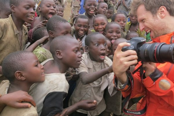 Reflections on Virunga: an interview with Oscar winner Director, Orlando von Einsiedel