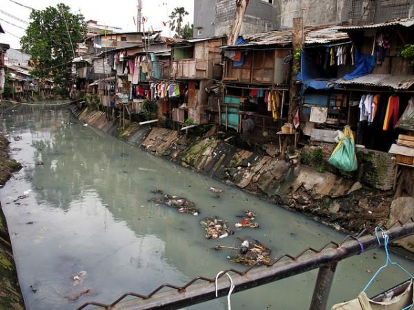 Floods in Jakarta, Indonesia