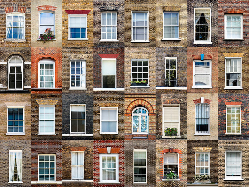 Windows of the World - London, England