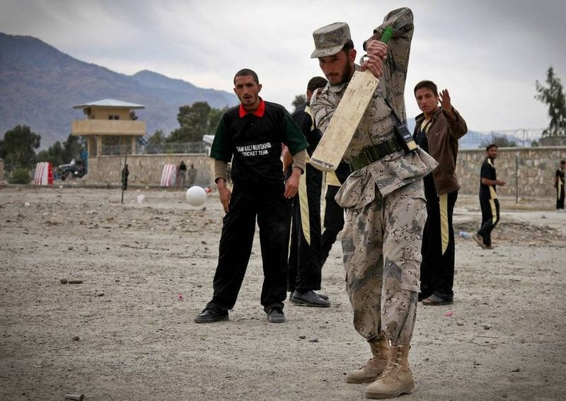 history of cricket in Afghanistan