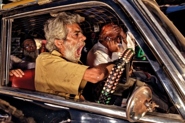 Dougie Wallace interview: Road Wallah – a requiem to Mumbai's cab drivers in photos