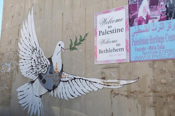 A Means of Suppression and Expression: The Walls of Bethlehem, Palestine