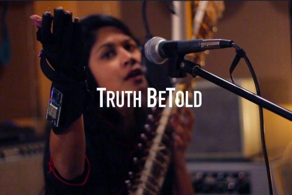 Shama Rahman: Wearable-Tech Live Music at Southbank Centre