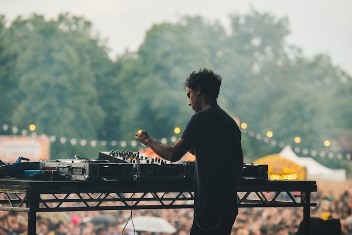 Four Tet Field Day 2016