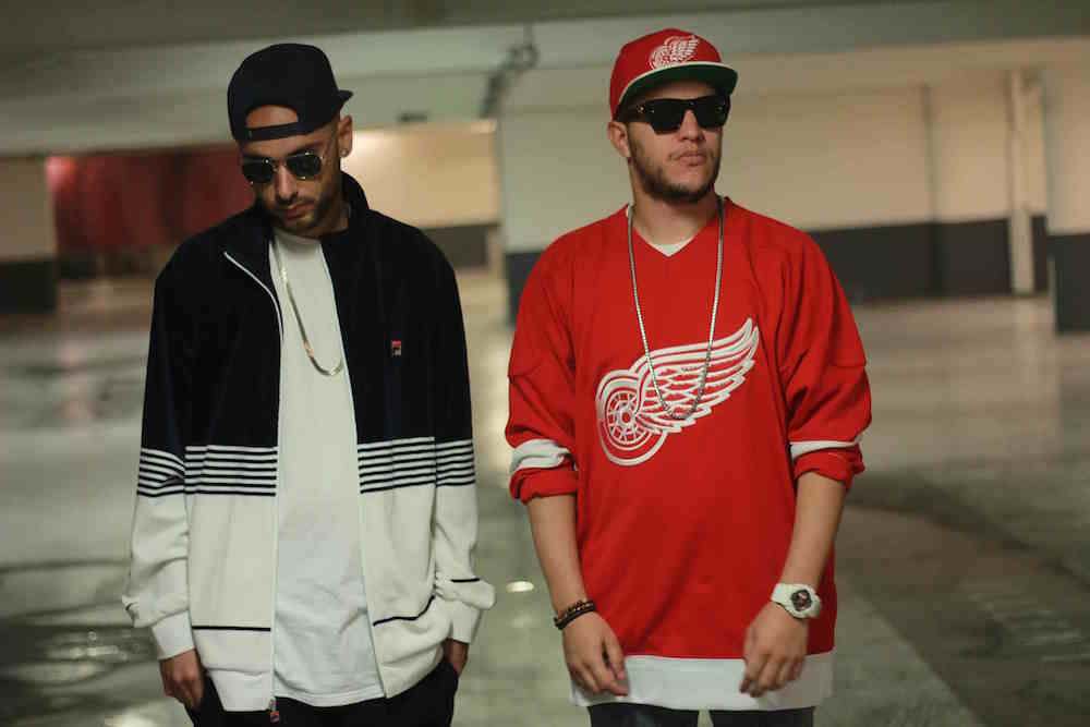 Amine Edge and Dance interview