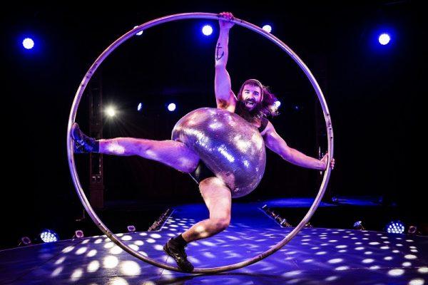 BARBU: a surreal, erotic circus at London's Southbank Centre