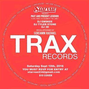 Trax Show NYC