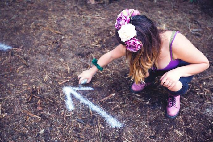 Lost Festival Jodie Powell