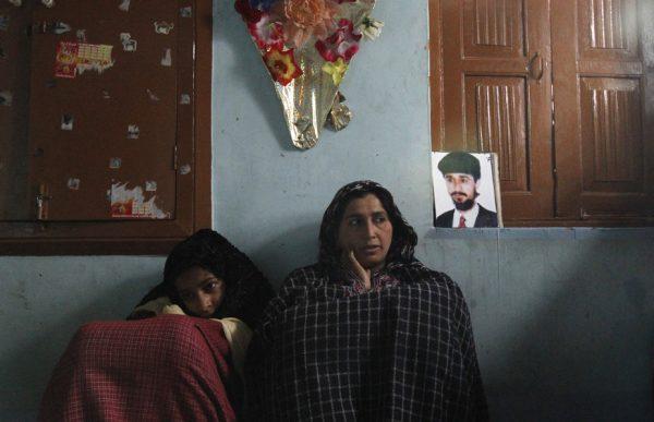Kashmir riots