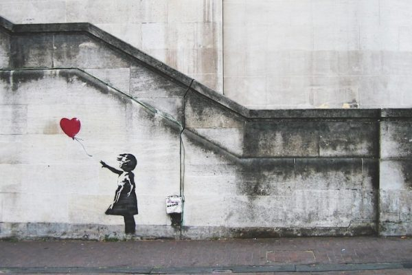 Commodifying Banksy